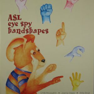 ASL Eye Spy Handshapes