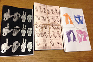 KissFist Notebooks Set of 3